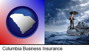 a business insurance concept photo in Columbia, SC